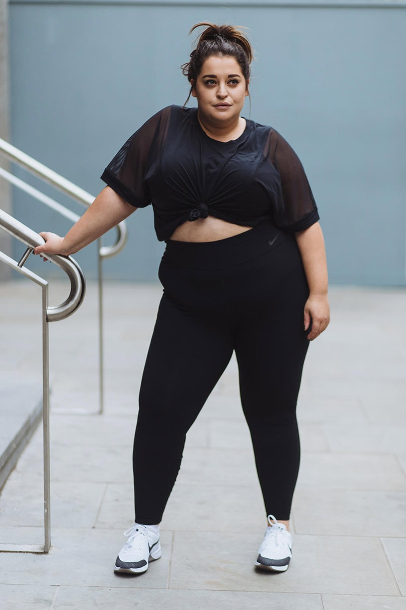 7162f713af340 In Pictures  Nike s first plus-size range