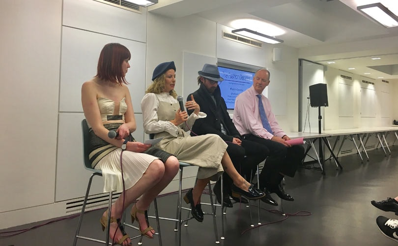 The Fashion Debates; inspiring creatives to take action