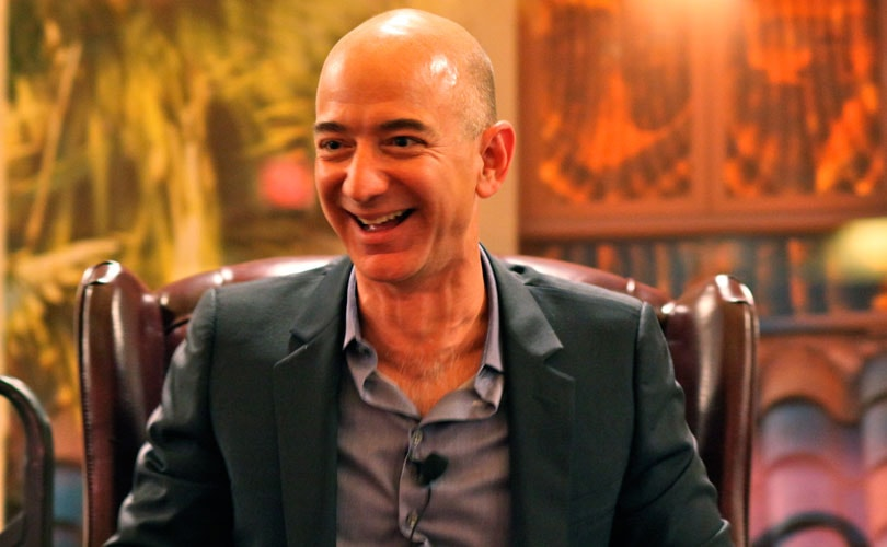 Rich List: Jeff Bezos CEO of Amazon enjoys best year ever