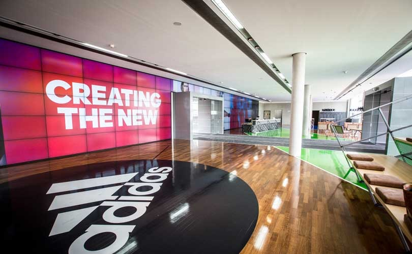 Adidas targets rapid sales and profit growth until 2020 63bf0adc06d4