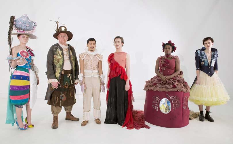 Central Saint Martins students reimagine 'Beauty and the Beast'