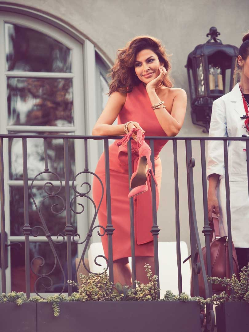 Eva Mendes' fashion line to expand