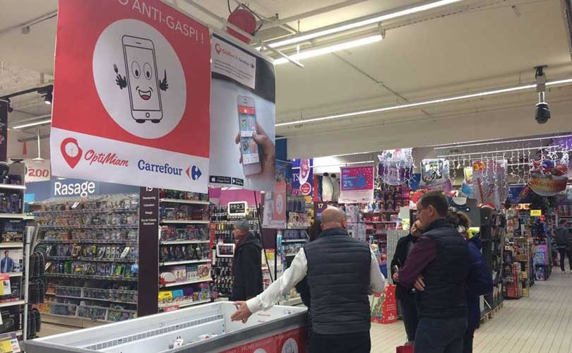 Carrefour reports 3 3 percent rise in revenues