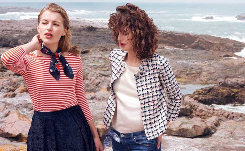 Gerry Weber Q1 sales down but EBITDA improves 7.7 percent