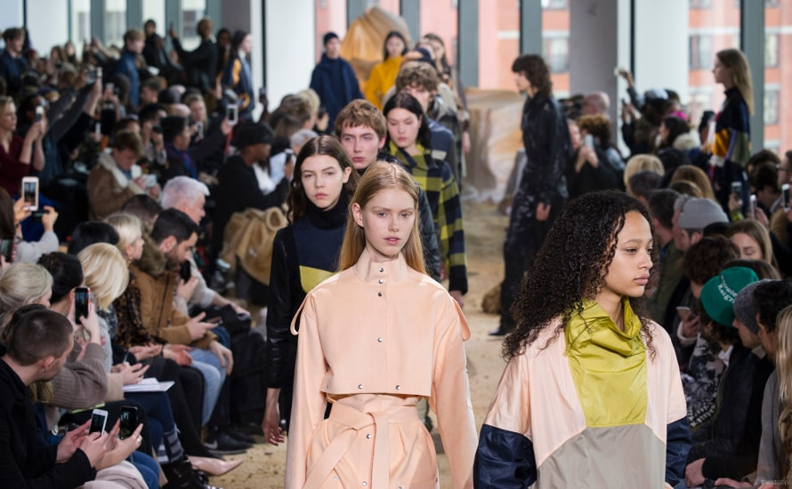 Fall Winter Womenswear Themes on the Catwalks