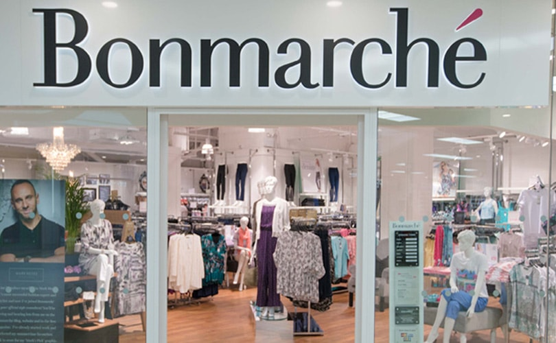 Bonmarché like-for-like sales decline 0.5 percent