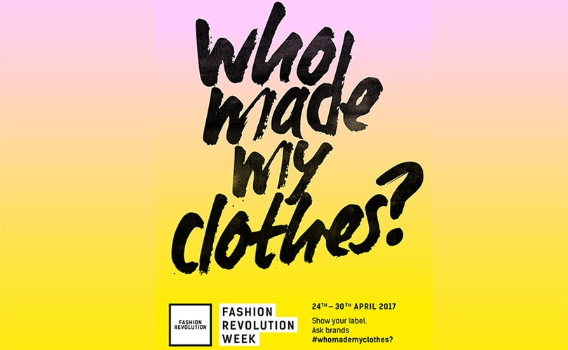 Fashion Revolution Week launches
