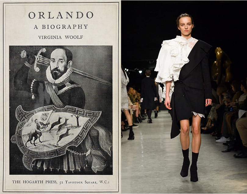 Fashion By The Book: Classic Literature's Greatest Muses