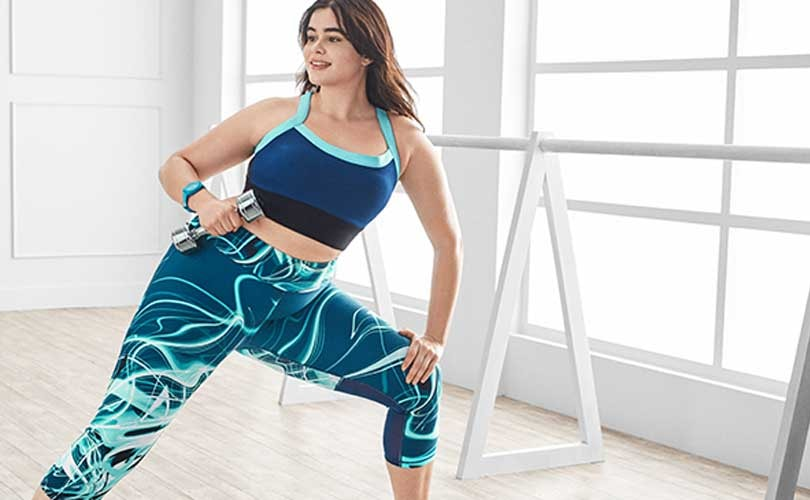 Fabletics extends size range to include plus sizes