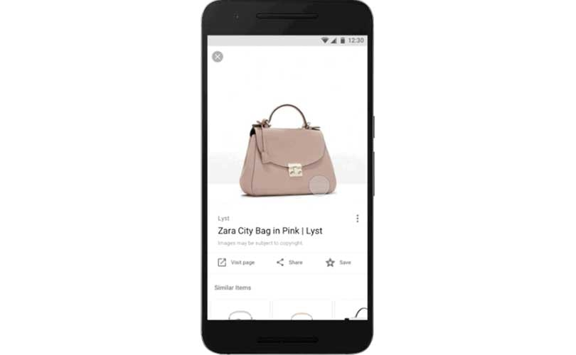 Google launches new addition to image search: style ideas