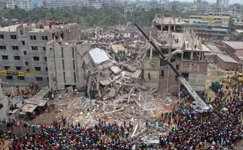 Rana Plaza - 5 years later