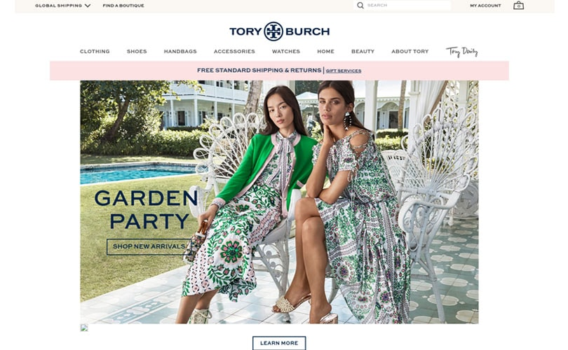 f7b294261dae  Tory Burch opens flagship store on Regent Street