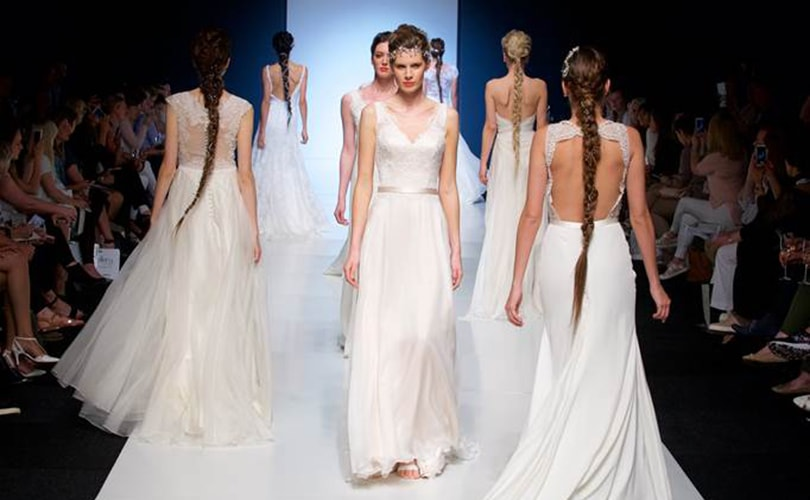 In Pictures: Bridal 2018 Collections at show White Gallery London