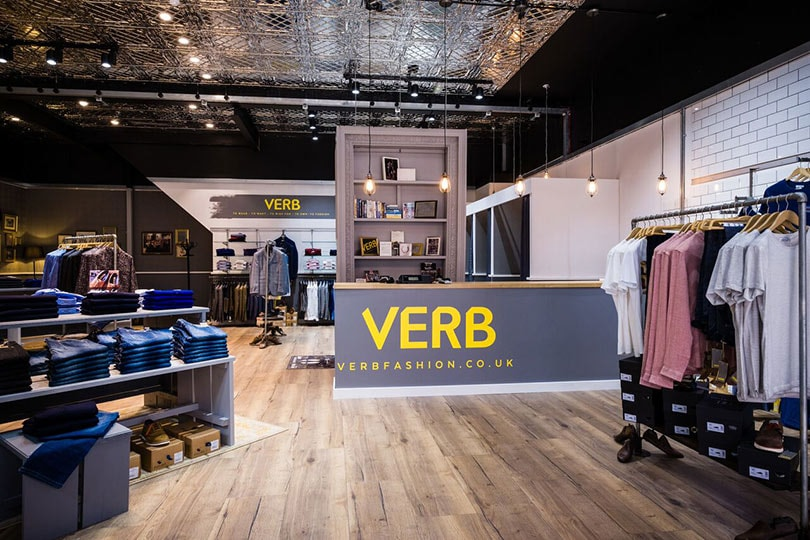 Independent Fashion Brand Verb Opens At Flemingate