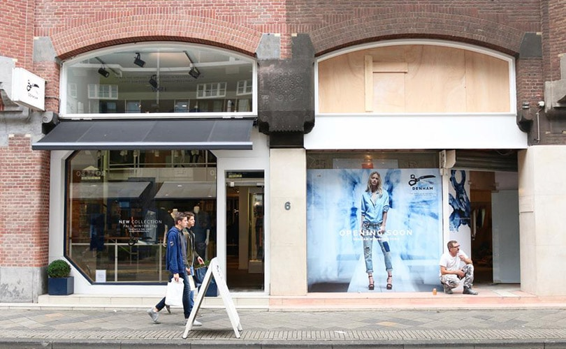Denim Capital Amsterdam: This is where all the big brands are