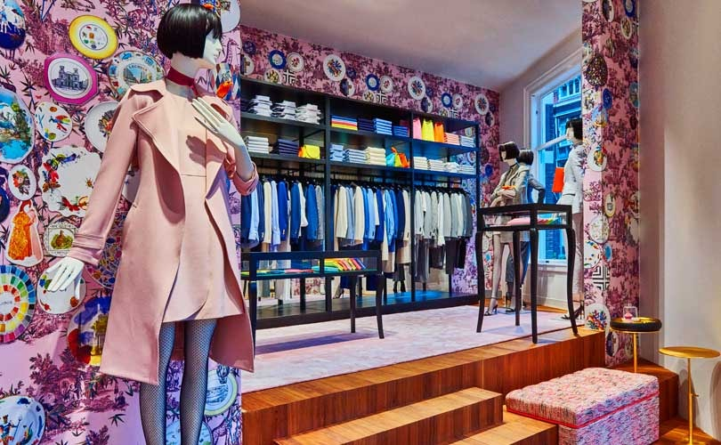 Suitsupply launches womenswear concept Suistudio