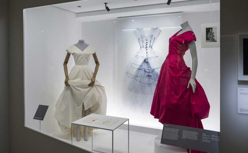balenciaga shaping fashion  Balenciaga: Shaping Fashion opens in London