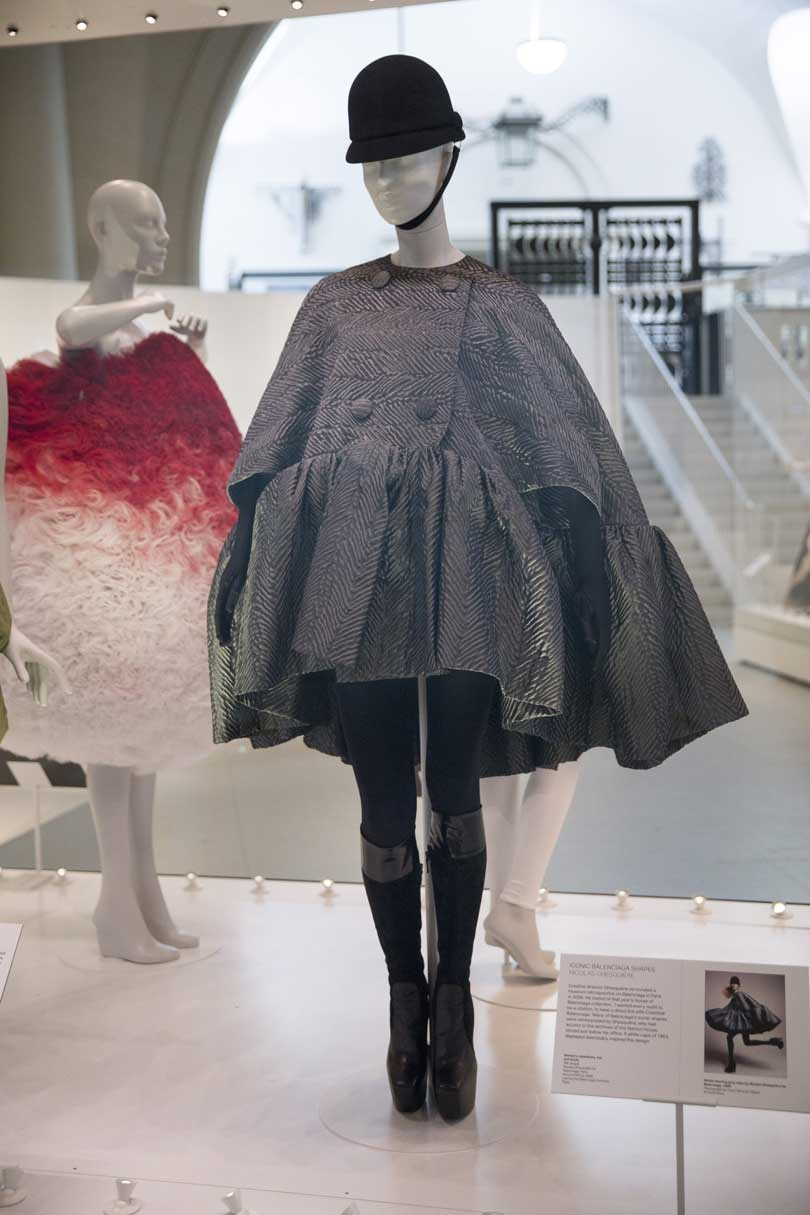 Balenciaga Shaping Fashion Opens In London