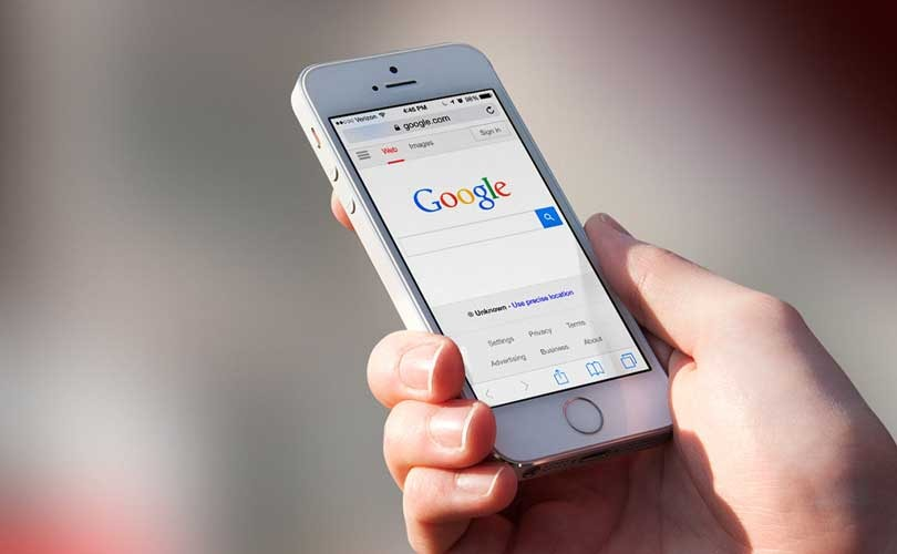 Mobile search for fashion and retail up 23 percent