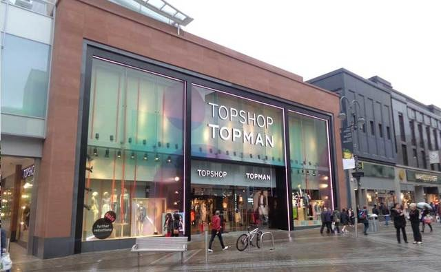 Topshop & Topman to re-launch in Australia