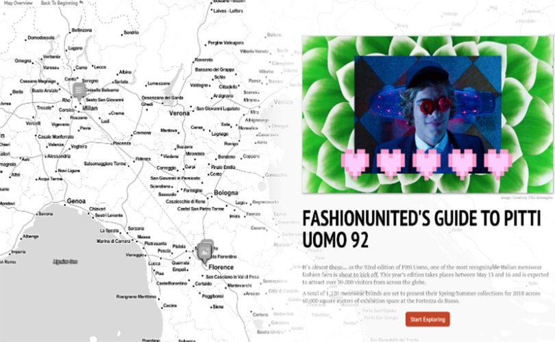 FashionUnited's Guide to Pitti Uomo 92