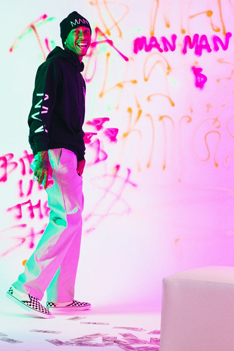 In Pictures: BoohooMan x Tyga collection