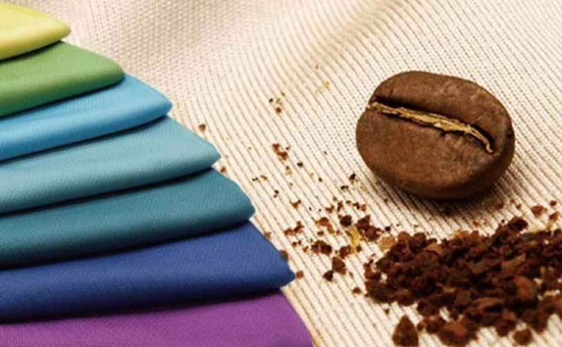 Sustainable Textile Innovations: Coffee Ground fibre