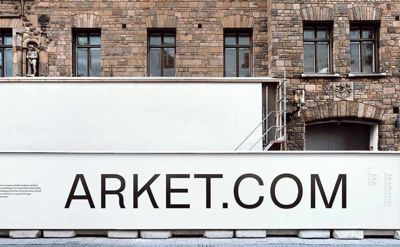 Arket to open first Swedish store in Stockholm