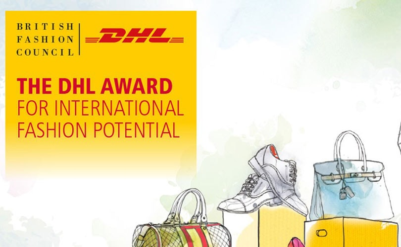 DHL and BFC launch International Fashion Potential Award