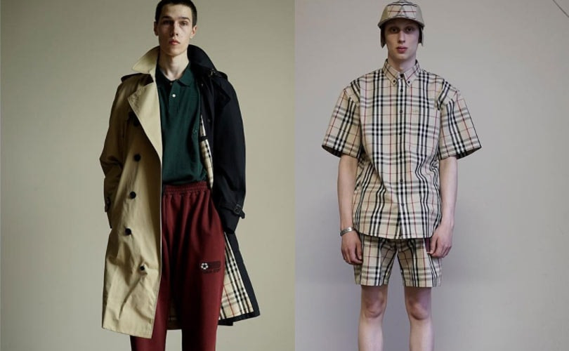 Menswear designer to watch out for: Gosha Rubchinskiy