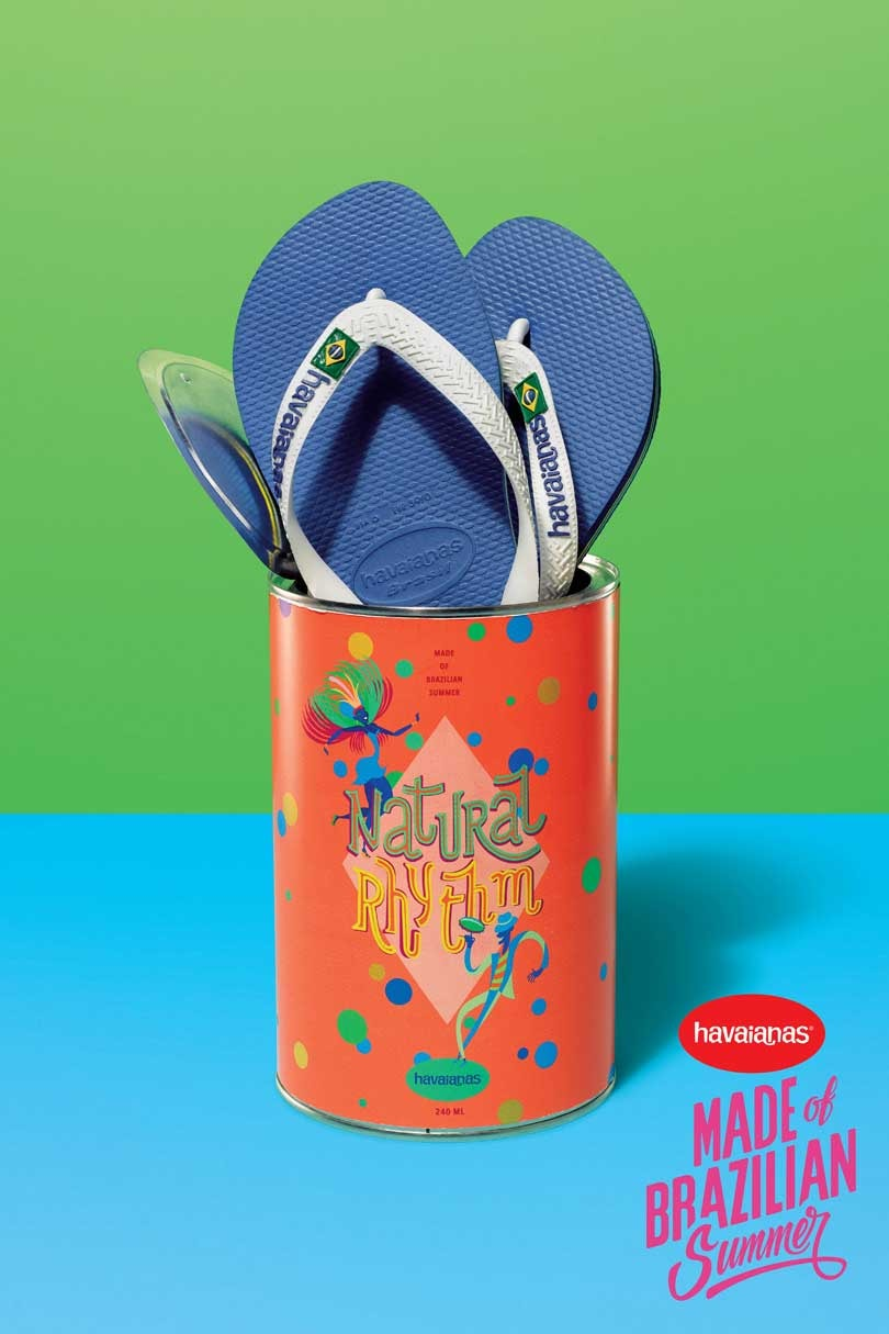 bfc889e50 Havaianas  Dressing you from  toe to head