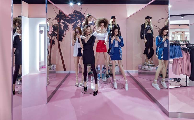 In Picture: Missguided's store opening in Bluewater