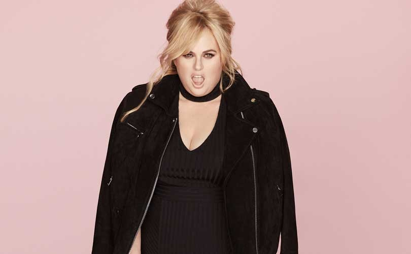 Rebel Wilson To Launch Own Plus Size Fashion Line