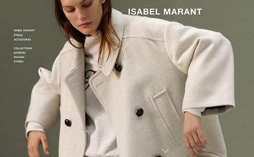 YNAP se une a Isabel Marant para lanzar la tienda en linea de la marca
