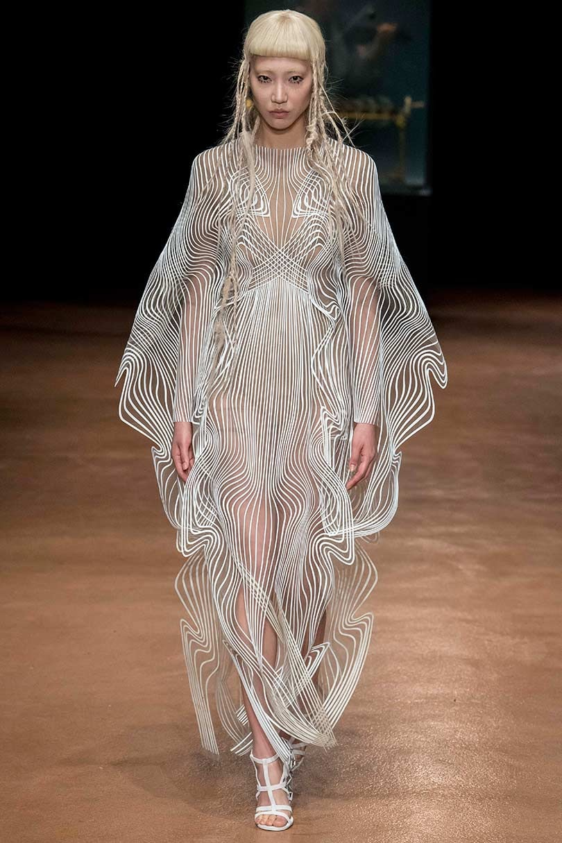 look iris van herpen the profound couturist shows her aw17 couture