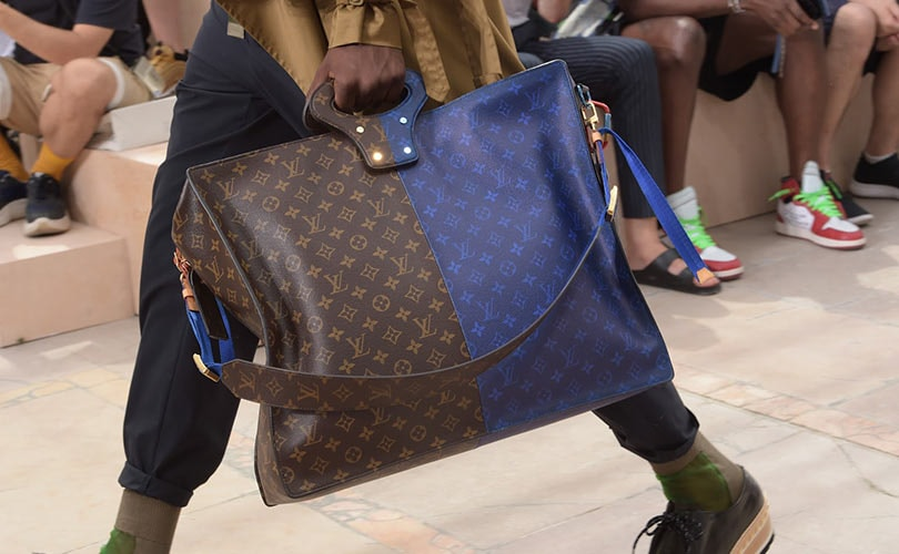 The rise of the man bag