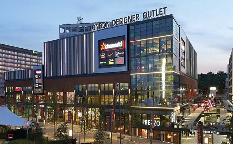 converse to open first retail store at london designer outlet. Black Bedroom Furniture Sets. Home Design Ideas
