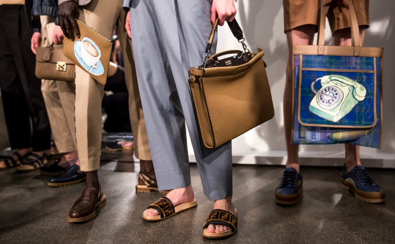 f1ad03fb0346 Men s SS18 Accessories on the Catwalks