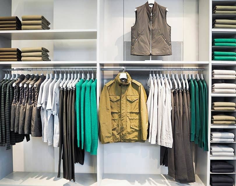 Inside Arket, H&M Group's new store