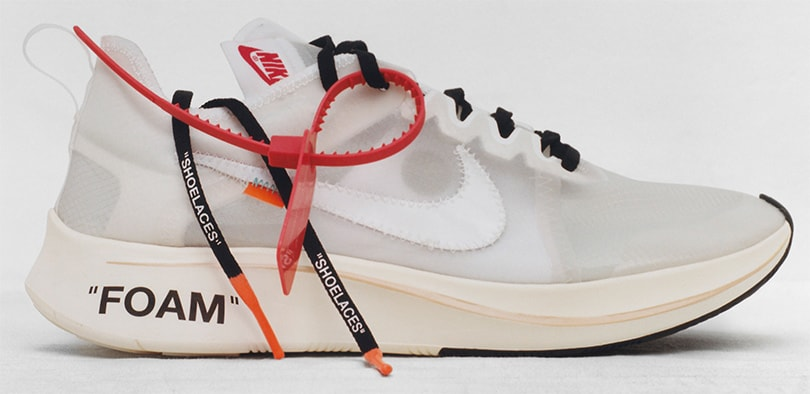 "In Pictures: Nike collaborates with Virgil Abloh for ""The Ten"""