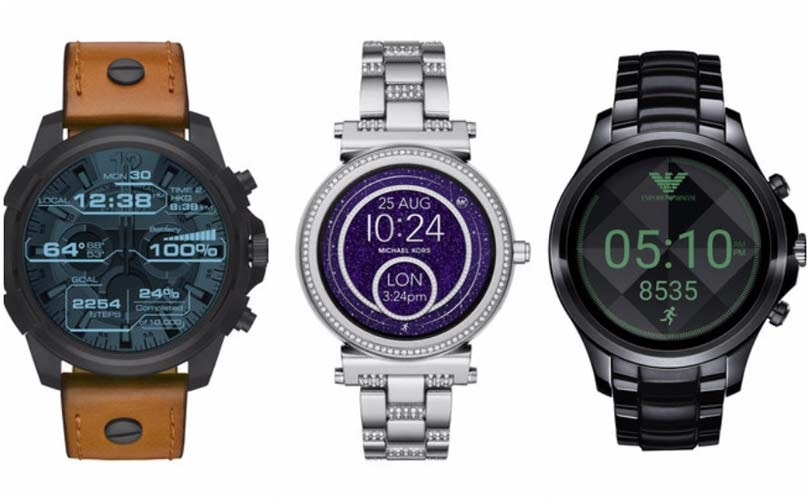 Fossil Group ramps up smartwatch offering for 2018