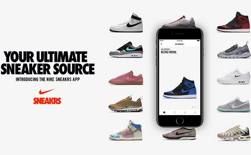 Nike launch new Sneakrs app