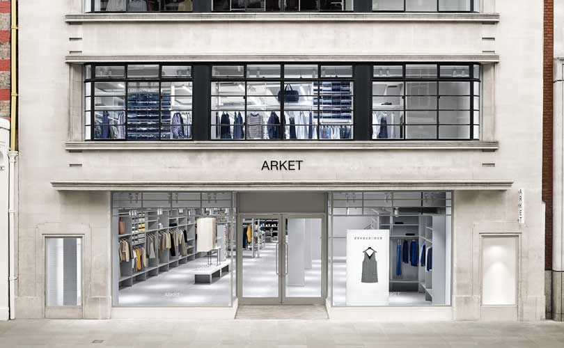 Arket confirms opening date for second London store