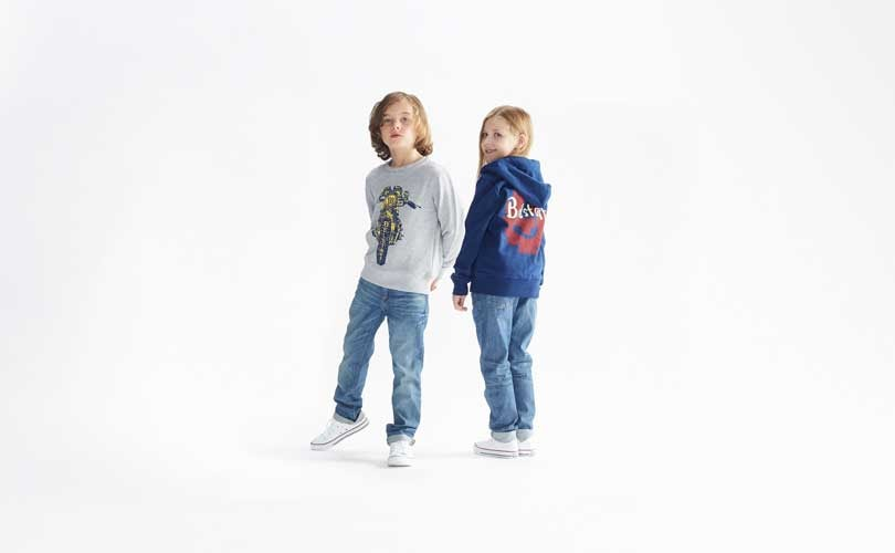 1610a54d1 In Pictures  Belstaff launches unisex childrenwear