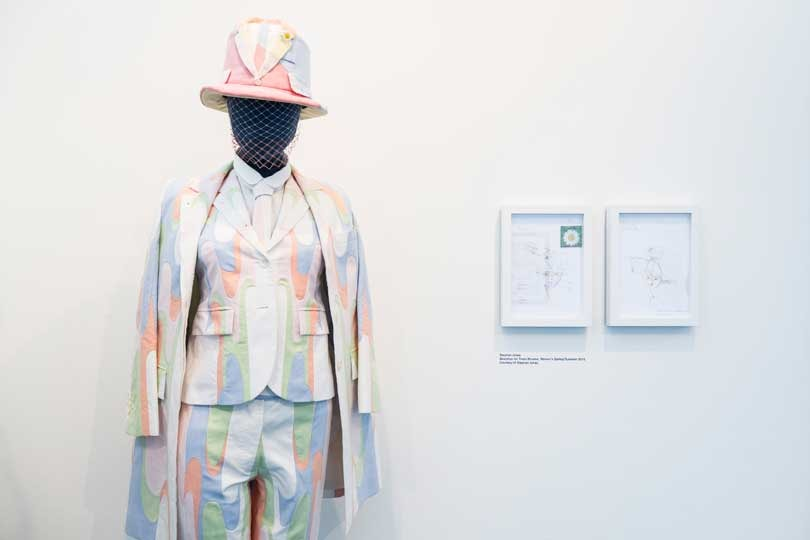 In Pictures: Fashion Together exhibition