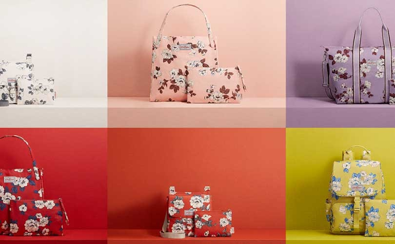 Cath Kidston collaborates with Pinterest