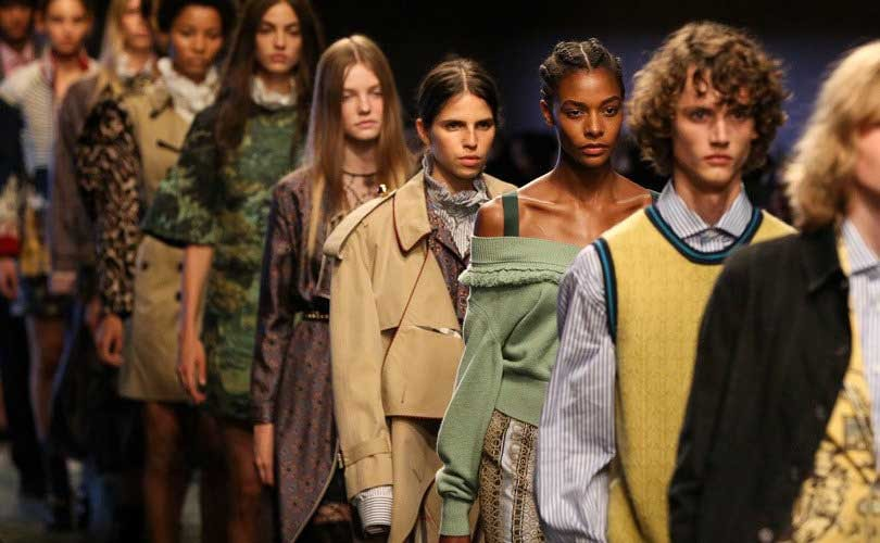 London Fashion Week opens with boost from big brands