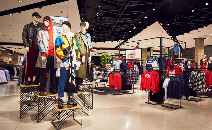 Polish retailer Reserved opens UK flagship