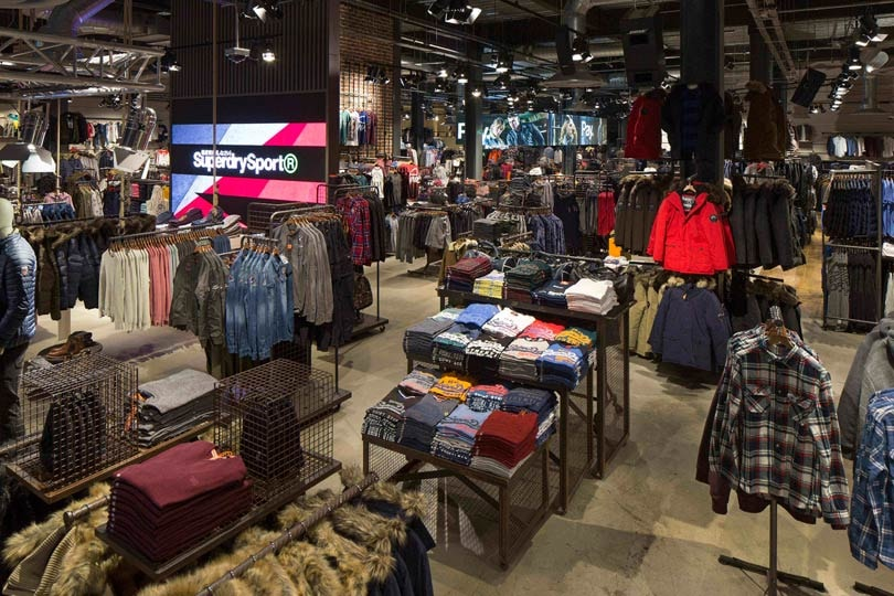 6bf881466661d Superdry opens first store with dedicated sports entrance