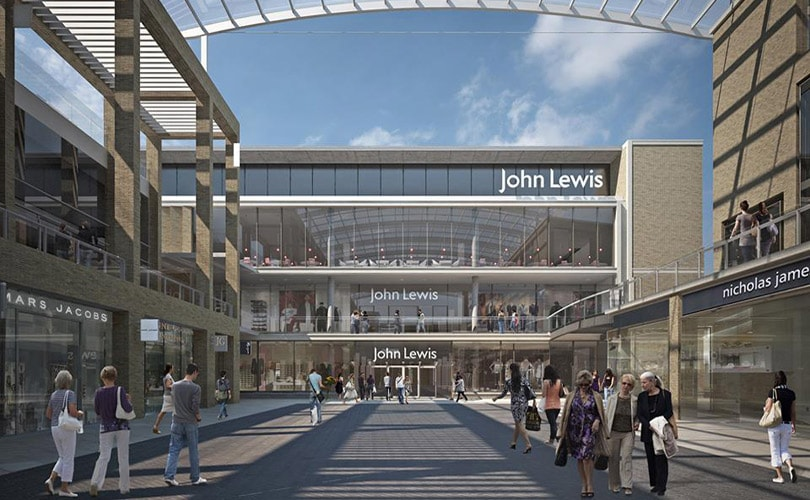 John Lewis to elevate customer service at Oxford Westgate